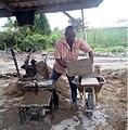 Man Working On New Blocks.jpg