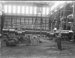 Man with crankshaft forging (5570737646).jpg
