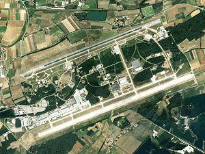 Ingolstadt Manching Airport - Image: Manching Airport