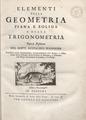 Manfredi - Elementi della geometria piana e solida e della trigonometria, 1755 - BEIC 4272206.tiff