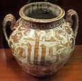 Manises, orcio con lustro metallico, 1475-1525 ca..JPG