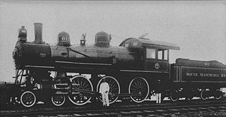 China Railways TH1 - Mantetsu F1-612 as built.