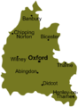 Map South East England - Oxfordshire.png