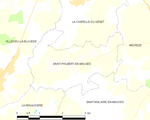 Map commune FR insee code 49312.png
