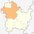 Map of Popovo municipality (Targovishte Province).png
