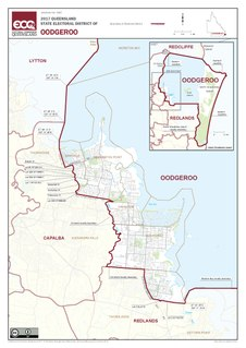 Electoral district of Oodgeroo state electoral district of Queensland, Australia