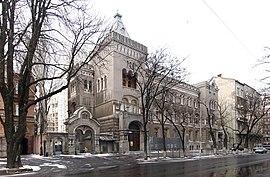 Історичних будинків на вулиці