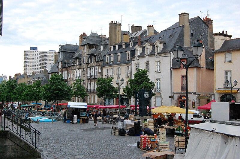 Place Des Lices Pour Un Centre Ville Pr Ef Bf Bdserv Ef Bf Bd Et Plus Attractif