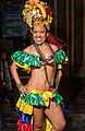 Mardi Gras 2012 - Honolulu Fruit Hat Smile.jpg