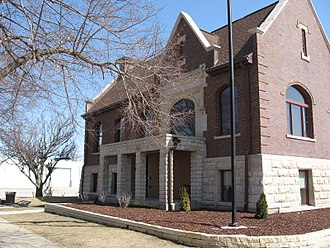 Marengo, Iowa - Marengo Public Library