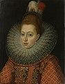 Margaretha van Oostenrijk (1584-1611). Echtgenote van Philips III Rijksmuseum SK-A-508.jpeg
