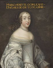 Marguerite Louise d'Orléans, Grand Duchess of Tuscany (1645-1721)