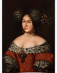 Maria Francisca of Savoy, Queen of Portugal by a member of the Portuguese school.jpg