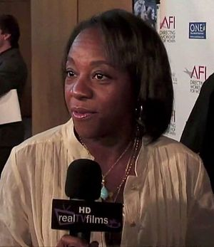 Marianne Jean-Baptiste - Marianne Jean-Baptiste interviewed by RealTVfilms in 2009