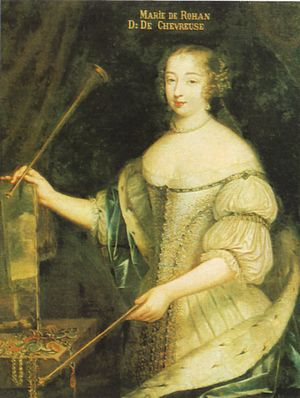 Marie de Rohan - Duchess of Chevreuse