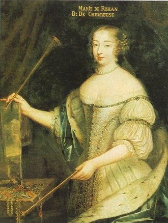 Marie de Rohan - Duchess of Chevreuse
