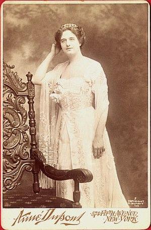 Mariska Aldrich - Mariska Aldrich ca. 1910
