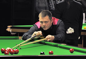 Mark Allen (snooker player) - Mark Allen at the 2014 German Masters
