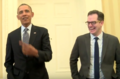 Mark Douglas with Obama WhiteHouse.PNG