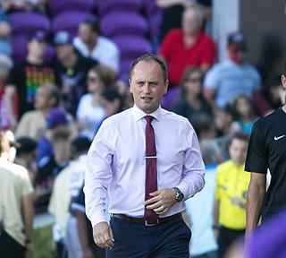 Mark Parsons soccer manager