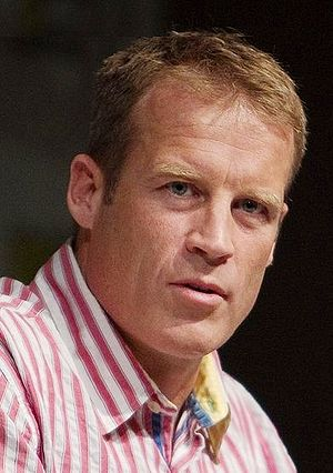 Mark Valley - Valley at San Diego Comic-Con in July 2010