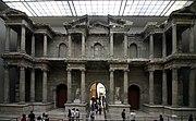Market gate of Miletus Pergamon-museum - Berlin - Germany 2017 (2).   jpg