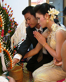 Thai greeting wikipedia the wai of a thai bride m4hsunfo