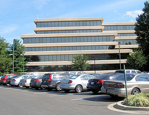 Marriott International - Marriott International headquarters in Bethesda