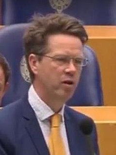 Martin Bosma Dutch politician, political consultant en journalist