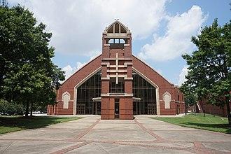 Ebenezer Baptist Church (Atlanta, Georgia) - Horizon Sanctuary in 2016