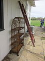 Mary Plantation Guest House Side Ladder.JPG