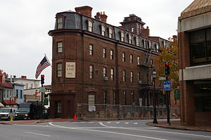 Historic Inns of Annapolis - The Maryland Inn of Annapolis, Maryland
