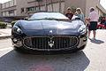 Maserati GranTurismo 2009 HeadOn LakeMirrorClassic 17Oct09 (14413875100).jpg