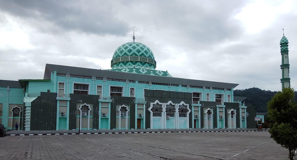 Masjid Agung Nurul Iman Wikipedia Bahasa Indonesia Ensiklopedia Bebas