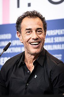 Matteo Garrone Italian film director and screen writer