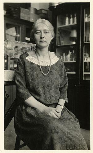 Maud Menten - Image: Maud Leonora Menten (1879 1960)
