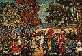 Maurice B. Prendergast, Landscape With Figures, 1913.jpg
