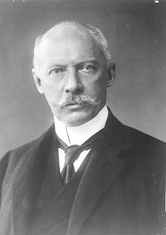 Baron Max Wladimir von Beck - Baron Max Wladimir von Beck