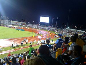 2011 Central American and Caribbean Championships in Athletics - Men 400 metres hurdles final