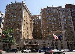 Hotel Mayflower New York