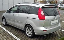 Mazda5 rear 20081204.jpg