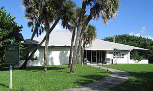 McLarty Treasure Museum - Image: Mc Larty Treasure Museum (Front View)