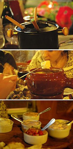 meaning of fondue