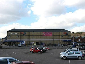 The Rank Group - Grosvenor Casino and Mecca Bingo in Huddersfield