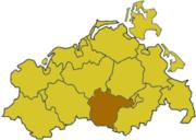 Мюриц на карте