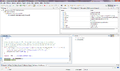 MediaWiki 1.24 alpha index.php debug in Eclipse 3.2 with xDebug running in a virtual box.png