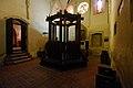 Medieval mikveh old Synagoge Sopron Hungary.jpg