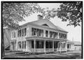 Meecham-Ainsworth House, Main Street, Castleton, Rutland County, VT HABS VT,11-CAST,2-2.tif