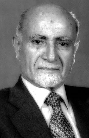 Mehdi Bazargan - Image: Mehdi Bazargan Portrait