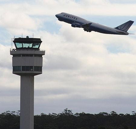 Lapangan Terbang Antarabangsa Melbourne